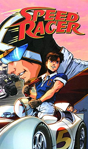 (Speed Racer & Racer X: The Origins Collection)