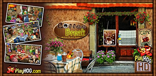 Price comparison product image Coffee Break - Hidden Object Game [Download]