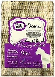 Wishbone Ocean, Alimento Canino Livre de Grãos Wishbone 1,81kg