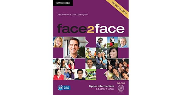 Face2face upper intermediate students book with dvd rom livros na face2face upper intermediate students book with dvd rom livros na amazon brasil 0787721950776 fandeluxe Choice Image