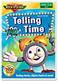 Telling Time DVD by Rock 'N Learn