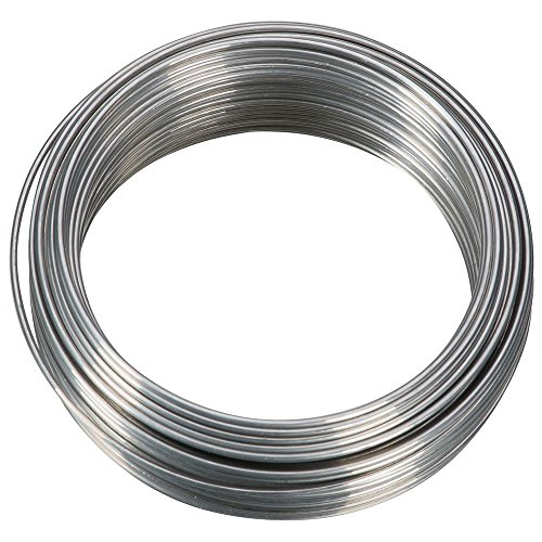 Clay Wire (National Hardware N264-697 V2566 Wire in Aluminum)