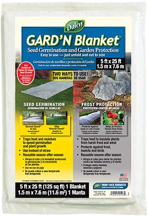 Dalen Gardn Blanket Seed Germination and Garden Protection