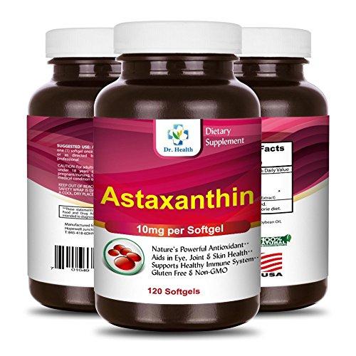 Astaxanthin Antioxidant Carotenoid Anti Aging Dr Health