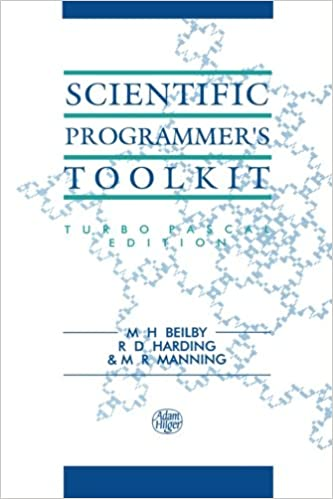 Scientific Programmers Toolkit: Turbo Pascal Edition 1st Edition