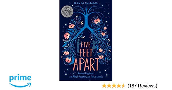 Amazon com: Five Feet Apart (9781534437333): Rachael