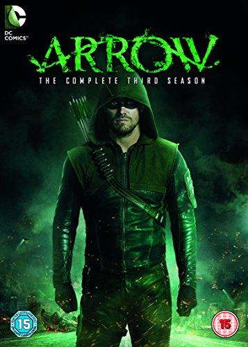 Arrow Temporada 3   720p  Dual Español Latino/Inglés