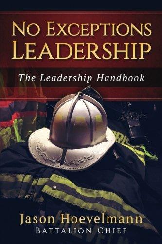 No Exceptions Leadership Handbook product image