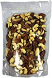#9: Raw Unsalted Premium Mixed Nuts (Almonds, Brazil Nuts, Cashews, Macadamia Nuts, Pecan Nuts and Pistachios)
