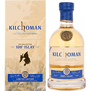 Kilchoman Islay The 6th Edition mit Geschenkverpackung Whisky (1 x 700 ml)