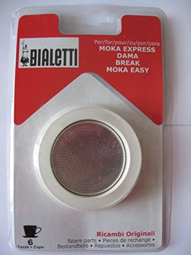Bialetti Replacement Gasket Filter Espresso product image