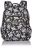 Vera Bradley Iconic Campus Backpack, Signature Cotton, holland Garden