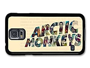 AMAF ? Accessories Arctic Monkeys Rock Band Illustration Collage case for Samsung Galaxy S5