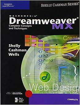 dream weaver mx