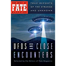 UFOs AND CLOSE ENCOUNTERS (The Best of Fate Magazine)