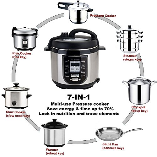 aobosi electric pressure cooker manual