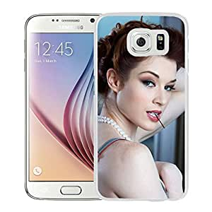 New Custom Designed Cover Case For Samsung Galaxy S6 With Stoya Girl Mobile Wallpaper(3).jpg
