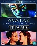 Avatar/Titanic 3D [Blu-ray]