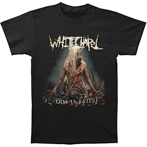 Whitechapel - This is Exile T-Shirt, XL