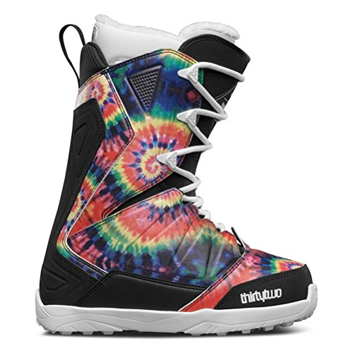 thirtytwo Lashed W's 16' Boots, Tie Dye, Size 5.5