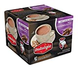 k cups coffee milk - Indulgio Milk Chocolate Cocoa Single Serve for Keurig K-Cup Brewers, 42 Count (Compatible with 2.0 Keurig Brewers)