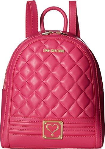 Love Moschino Moschino, Sacs portés dos femme, Pink (Fuchsia), 9x28x24 cm (B x H T)