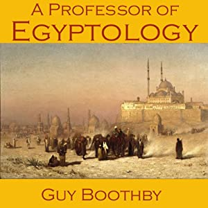 A Professor of Egyptology Audiobook