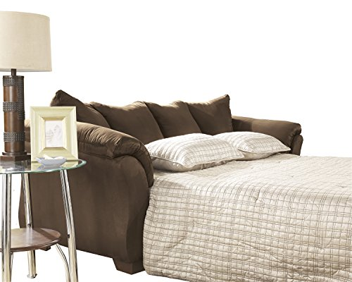 Ashley Furniture Signature Design - Darcy Sleeper Sofa - Ful