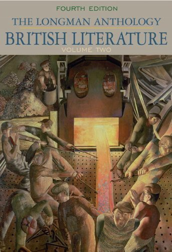 Longman Anthology of British Literature, The, Volume 2 (4th Edition) 4th (fourth) Edition by Damrosch, David, Dettmar, Kevin J. H., Baswell, Christopher, (2009)