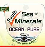 Sea Minerals Ocean Pure 16oz. Twenty two years of development brings a product range which combines the functionality of adding minerals and trace elements to our diet.