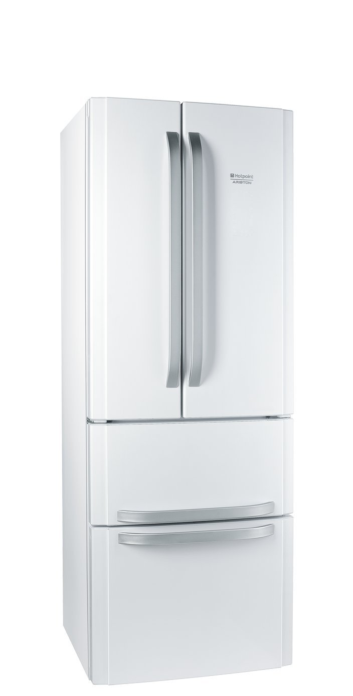 Hotpoint E4D AAA W C Side-by-Side/A++ / 195,5 cm Höhe / 295 kWh/Jahr ...