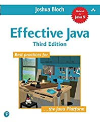 The Definitive Guide to Java Platform Best Practices–Updated for Java 7, 8, and 9    Java has changed dramatically since the previous edition of Effective Java was published shortly after the release of Java 6. This Jolt award-winning classi...