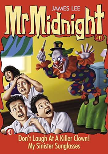 Mr Midnight #11: Don't Laugh At A Killer Clown! My Sinister ()