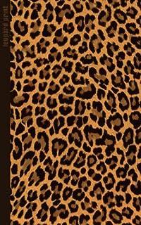 67dbb43b05f6 Leopard Print  Gifts   Gift   Presents ( Leopard Skin   Fur - Ruled  Notebook…