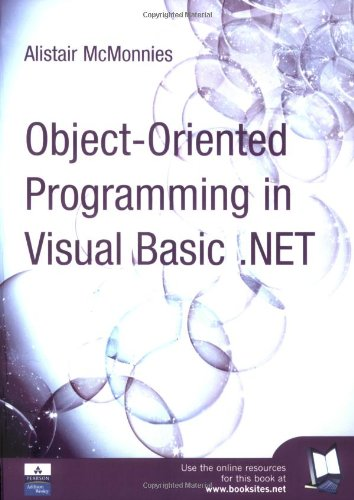Object Oriented Programming in VB.Net