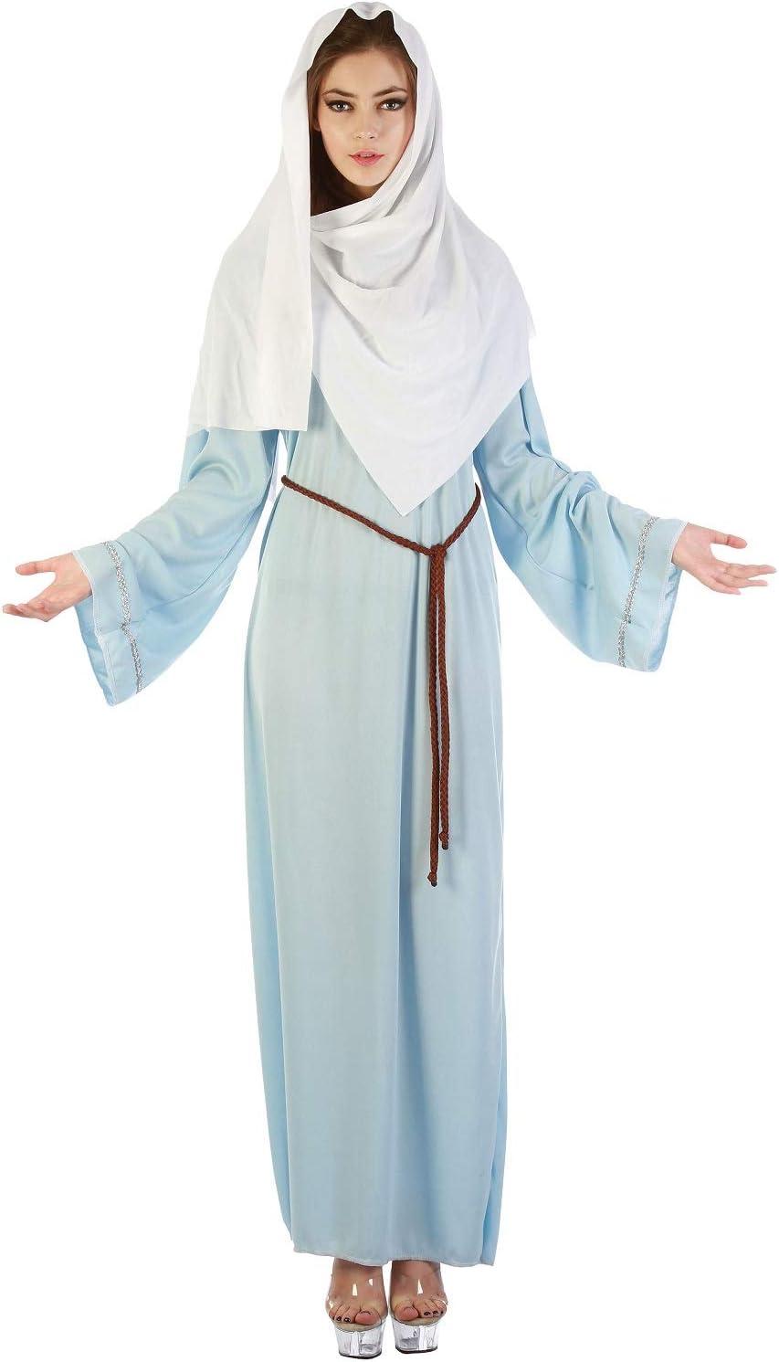 Fancy Me Disfraz de Biblia Biblica de Mary de la Biblia Virgen ...