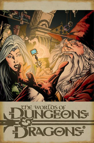 The Worlds of Dungeons & Dragons Volume 2 James Lowder