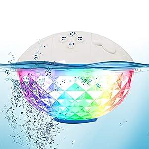 blufree pool speaker