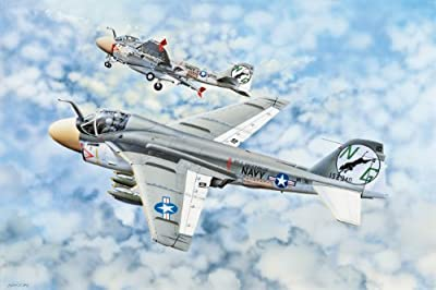 Trumpeter A-6A Intruder Building Kit