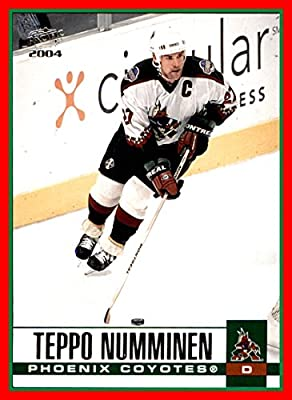 2003-04 Pacific #267 Teppo Numminen PHOENIX ARIZONA COYOTES