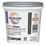 CUSTOM BLDG PRODUCTS PBG3821-4 Bone Sanded Grout