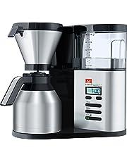Melitta, filterkaffemaskin med glaskanna, aroma Elegance, aromaterapiapparat