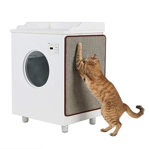 CSDY-Caja De Arena Inteligente para Gatos Sensor Fotoeléctrico 4 ...