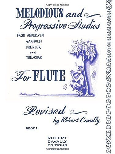 (Melodious and Progressive Studies for Flute, Book 1)