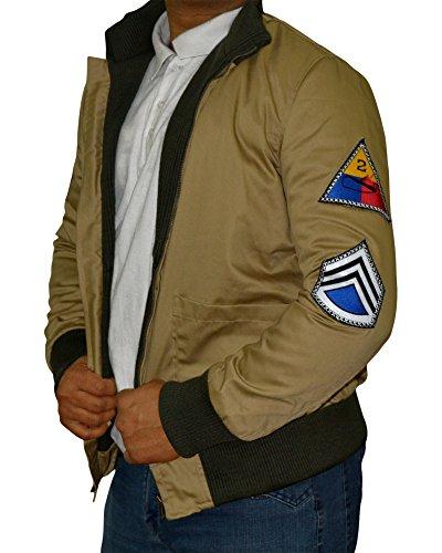 Fury Wii (Brad Pitt WII Tanker Jacket From Fury (Medium))