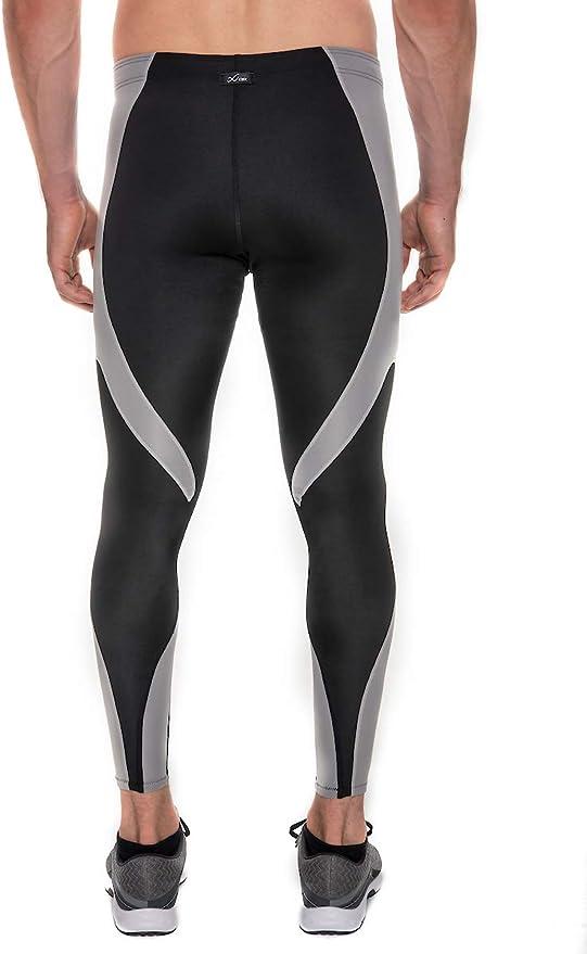 Zoilmxmen Mens Base Layer Training Pants Mens Pro Traning Pants Sports Tights Cool Dry Baselayer Leggings