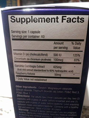 Metabol Tonics Weight Loss 60 Caps - Buy Online in UAE