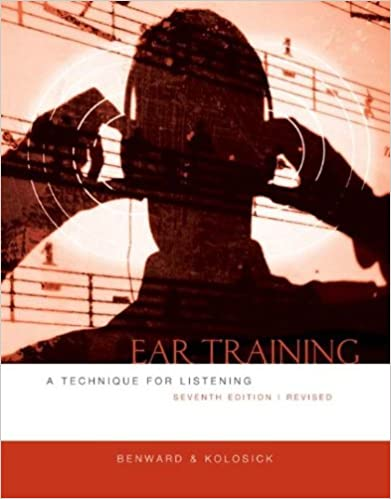 Ear training revised kindle edition by bruce benward arts ear training revised 7th edition kindle edition fandeluxe Images