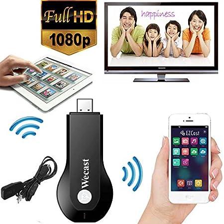 Amazon com: WeCast Ipush dongle Better Than EZCast Miracast Dongle