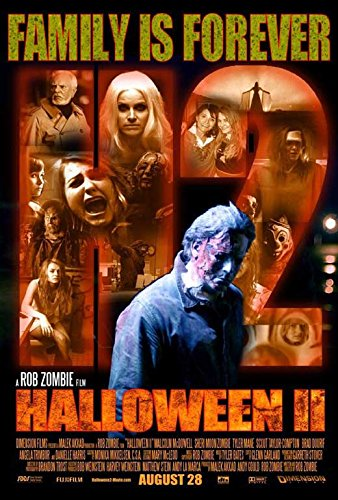 Halloween 2 (L) POSTER (11
